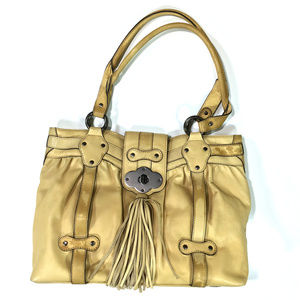 Brio Bag Soft Leather Purse with Tassle BR50042